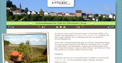 Website Rittelhof